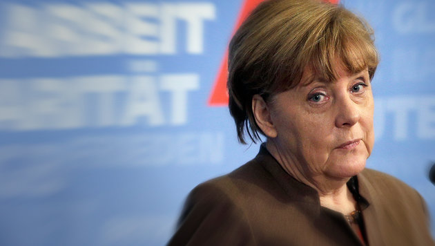 "Psychoanalytiker: ""Merkel vollkommen irrational"" (Bild: ASSOCIATED PRESS)"