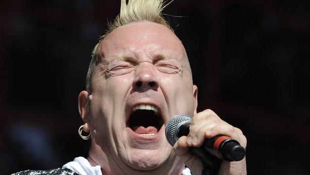 Sex-Pistols-Sänger John Lydon wird 60 Jahre alt (Bild: FACUNDO ARRIZABALAGA / EPA / picturedesk.com)