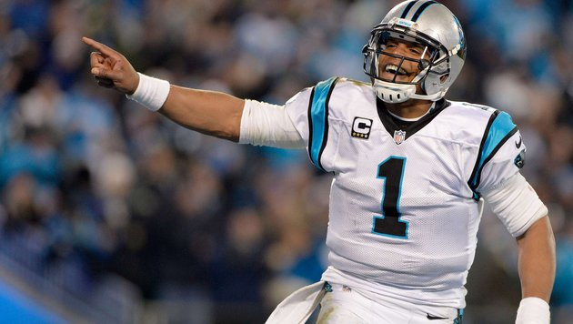 Panthers-Quarterback Cam Newton (Bild: 2016 Getty Images)