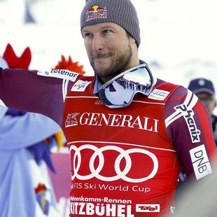 Wird Aksel Lund Svindal nie wieder ganz fit? (Bild: AP)