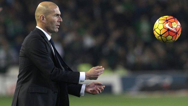 Real-Fans haben die Nase voll von Ronaldo & Bale! (Bild: AP)