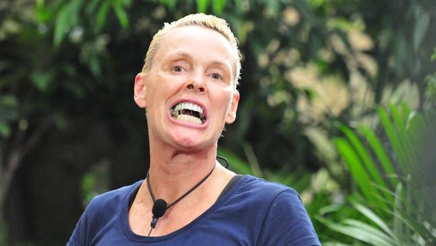 Schlucken, Brigitte, schlucken! (Bild: RTL)