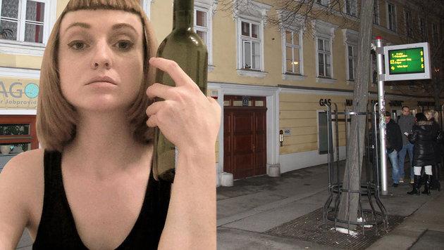 """25-jährige US-Studentin laut Obduktion erstickt (Bild: Andi Schiel, """"Krone"""")"""