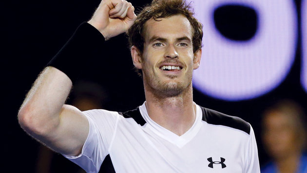 Andy Murray (Bild: AP)