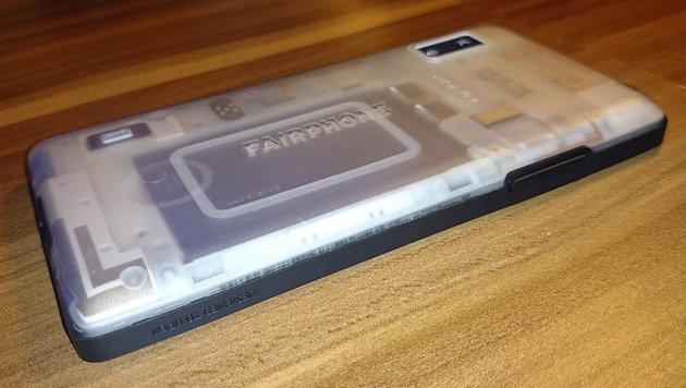Fairphone 2: Ist das ethische Handy auch gut? (Bild: Dominik Erlinger)