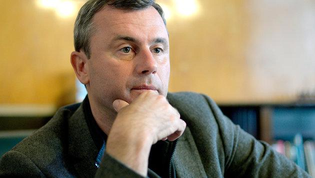 FP-Kandidat: Jetzt spricht alles für Norbert Hofer (Bild: APA/Roland Schlager)
