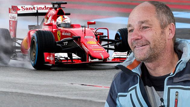 """Gerhard Berger: """"Die F1 versteht doch keine Sau"""" (Bild: GEPA)"""