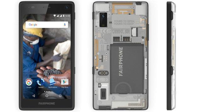 Fairphone 2: Ist das ethische Handy auch gut? (Bild: Fairphone)