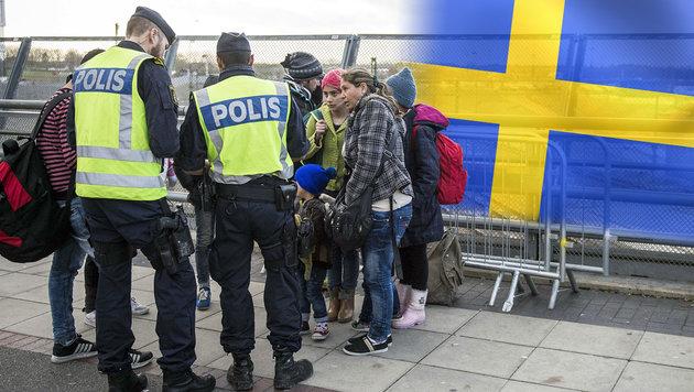 Asylrecht in Schweden massiv verschärft (Bild: APA/AFP/Asger Ladefoged, thinkstockphotos.de)