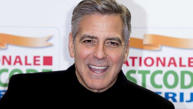 George Clooney (Bild: EPA)