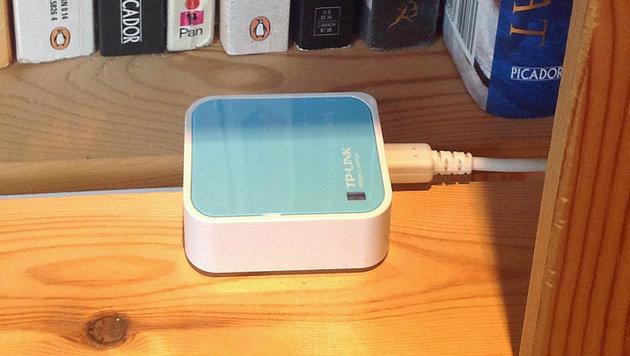 Router unsicher: TP-Link lässt Schlüssel stecken (Bild: flickr.com/Joe Lanman)