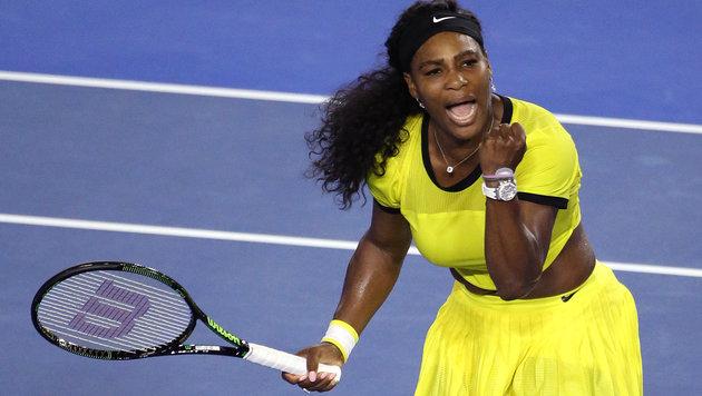 Serena Williams (Bild: AP)