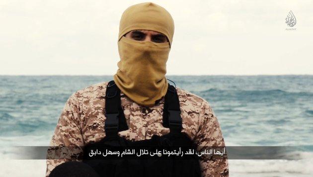 IS-Terrorchef Abu Nabil wurde im November 2015 bei einem US-Luftschlag get�tet. (Bild: AFP PHOTO/HO/AL-HAYAT MEDIA CENTRE)
