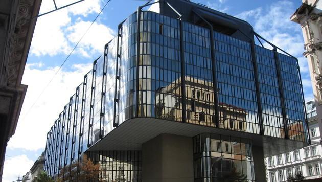 Das Wiener Juridicum (Bild: Wikipedia/El bes (CC BY-SA 3.0))