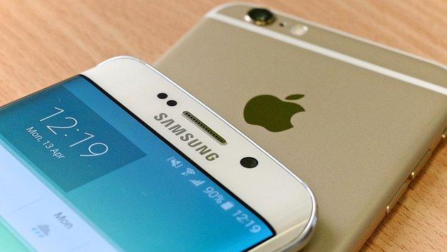 Die fünf größten Smartphone-Hersteller der Welt (Bild: flickr.com/photos/janitors)
