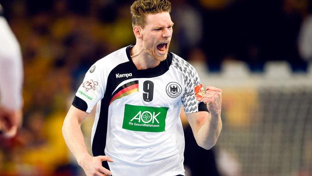 Handball-EM: Deutschland im Finale gegen Spanien (Bild: GEPA)