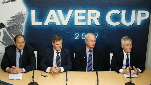 """""""Laver Cup"""": Der Ryder Cup für Tennis kommt! (Bild: AP)"""