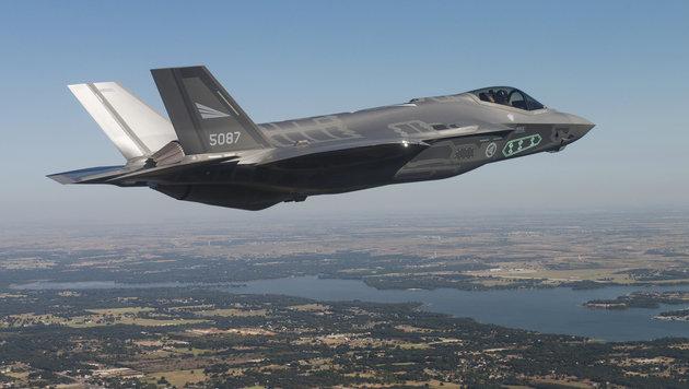 Software für Hightech-Jet F-35 ist voller Fehler (Bild: Lockheed Martin Aeronautics)