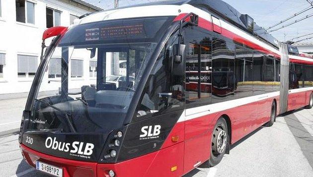 Stadt spendiert eine neue O-Bus-Linie (Bild: Markus Tschepp (Symbolbild))