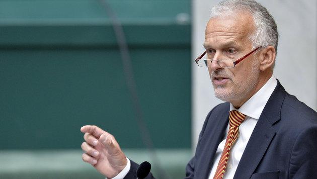 Rechnungshof-Chef Josef Moser (Bild: APA/HERBERT NEUBAUER)