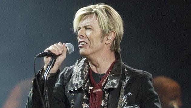David Bowie verstarb Anfang 2016 (Bild: ASSOCIATED PRESS)