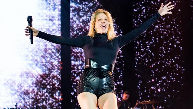 Ellie Goulding im Windschatten der Großen des Pop (Bild: Andreas Graf)