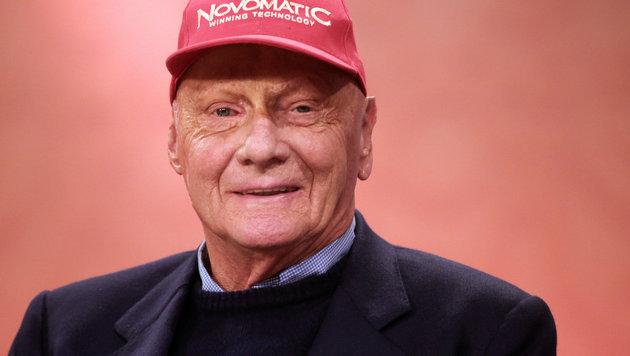 Niki Lauda hat keine Freunde (Bild: ORF)