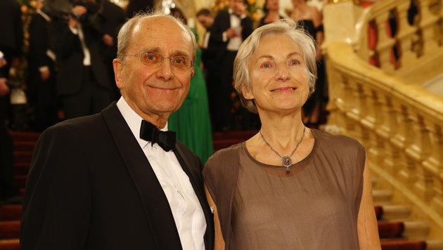 Irmgard und Gunter Griss (Bild: APA/ERWIN SCHERIAU)