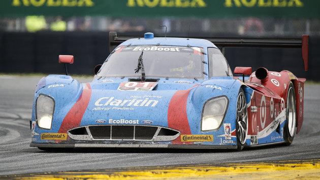Alex Wurz beendet Motorsport-Karriere mit Rang 5! (Bild: AP)
