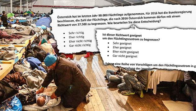 Asylpolitik: Die SP� befragt ihre Mitglieder (Bild: Markus Tschepp, SP�)