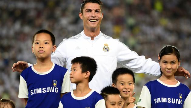 Chinas Fußball-Wahnsinn auf Staatsanordnung! (Bild: GEPA pictures)