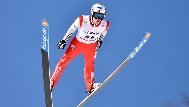 Fannemel gewinnt zweites Springen in Sapporo (Bild: APA/AFP/KAZUHIRO NOGI)