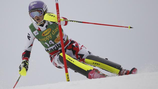 """Kein Skifahren!"" Maribor-Slalom abgebrochen (Bild: AP)"