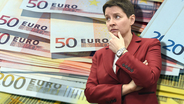 Wiens Sozialstadträtin Sonja Wehsely (Bild: APA/Helmut Fohringer, APA/dpa/Federico Gambarini)
