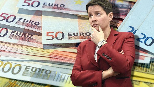 Wiens (Noch-)Sozialstadträtin Sonja Wehsely (Bild: APA/Helmut Fohringer, APA/dpa/Federico Gambarini)