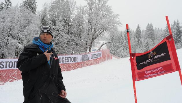 FIS-Rennverantwortlicher Markus Waldner (Bild: AP)