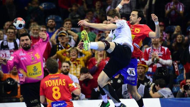 Unfassbar! Deutsche Handballer jagen zum EM-Titel! (Bild: AFP or licensors)