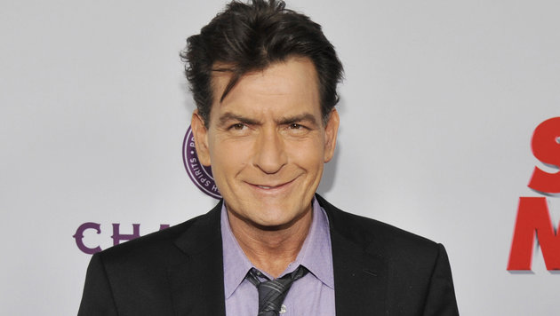Charlie Sheen (Bild: Chris Pizzello/Invision/AP)