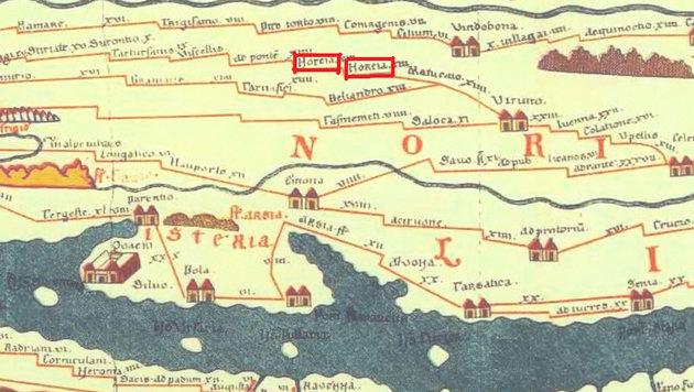 Kärnten: Hoffen auf Spenden für Noreia-Ausgrabung (Bild: Arge Noreia/Josef Stockinger)