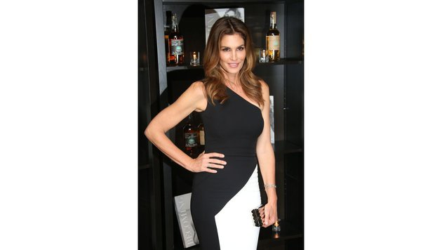 Cindy Crawford (Bild: Joel Ryan/Invision/AP)