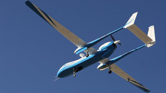 NSA und Briten haben israelische Drohnen angezapft (Bild: iai.co.il)