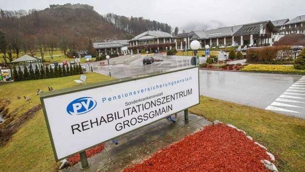 Nach weltweitem Grassieren wütet das Schweinegrippe-Virus auch in Großgmain. (Bild: Markus Tschepp)