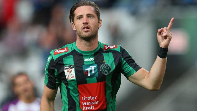 Video: Pichlmann rettet Innsbruck beim Letzten (Bild: GEPA)