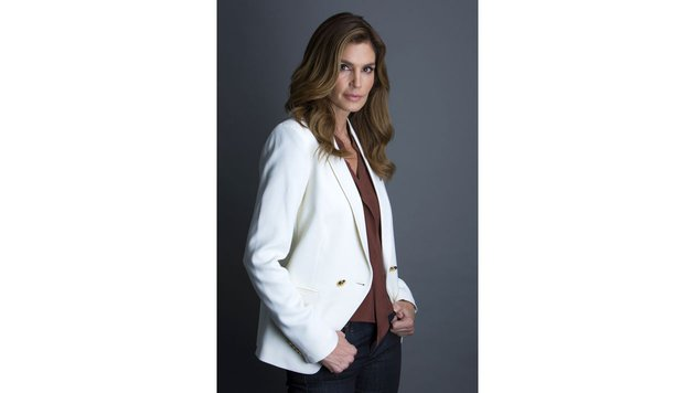 Cindy Crawford (Bild: Amy Sussman/Invision/AP)