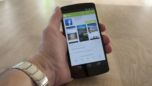 Ohne Facebook-App hält Ihr Akku 20 Prozent länger (Bild: flickr.com/Frank de Kleine)