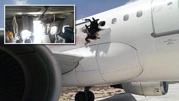 USA: Angst vor Hightech-Bomben auf Nahost-Flügen (Bild: twitter.com/Harun Maruf)