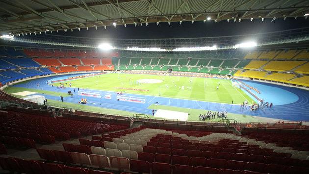Wiener Happel-Stadion: Absage an neue Arena (Bild: APA/GEORG HOCHMUTH)