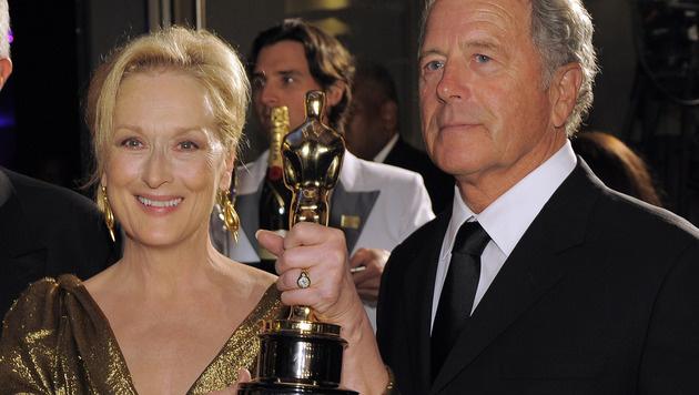 Meryl Streep und Don Gummer (Bild: AP)
