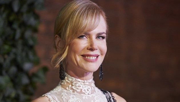 Nicole Kidman (Bild: APA/AFP/NIKLAS HALLE'N)