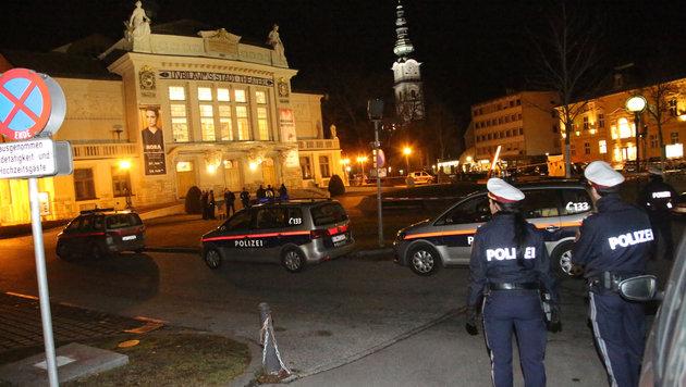 Bombendrohung: Ex-Mitarbeiter unter Verdacht (Bild: Uta Rojsek-Wiedergut)